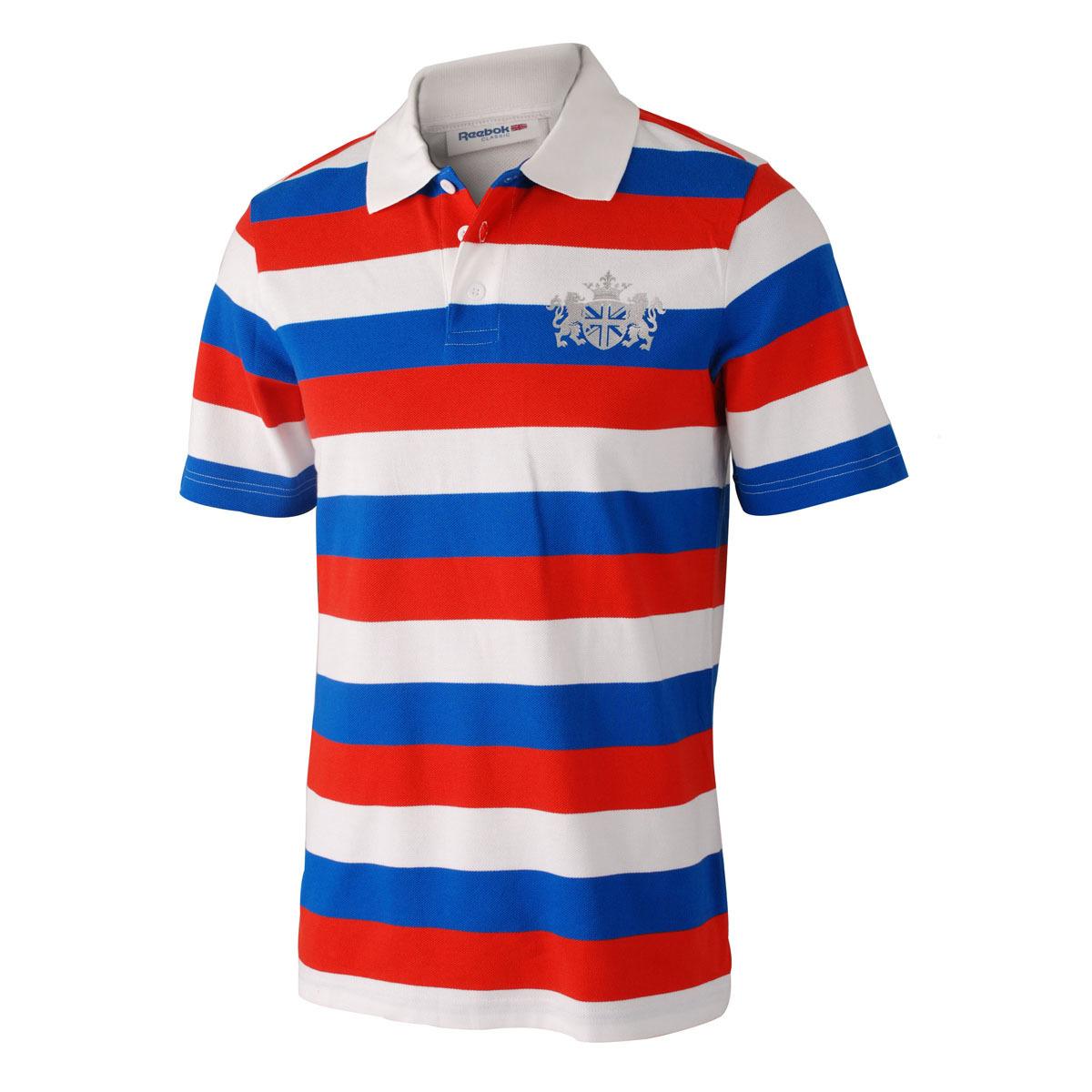 Спортивная футболка Reebok rb5104 Polo I17342 4.5