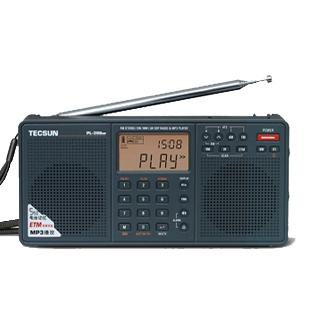 Tecsun/ моральный  PL-398MP MP3 трансляция функция больше волна модель трехмерный звук радио, цена 4437 руб