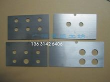 Stainless steel plate laser cutting stainless steel plate processing 201 304 stainless steel plate cutting sheet metal processing