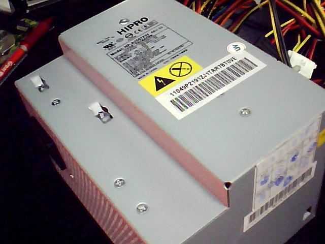 IBM power supply HIPRO power supply model hp-A2307F3T brand new ...