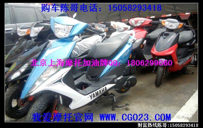 望龙WL100T-2A踏板摩托车望江铃木发动机 RSZ鬼火液晶表