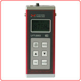 LYT-2003 anti-corrosion coating thickness gauge 0-9000um such as zinc copper chromium asphalt on the surface of steel