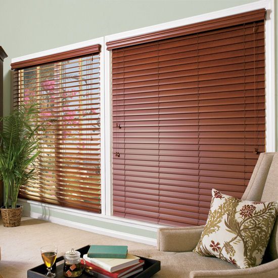Ascendas Smart Home Electric High Grade Solid Wood Bamboo Blinds Shade  Shutter Office Curtains Blinds