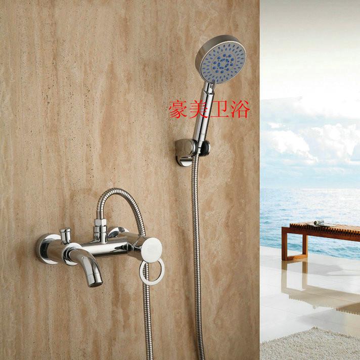 Смеситель для душа Luxe bathroom