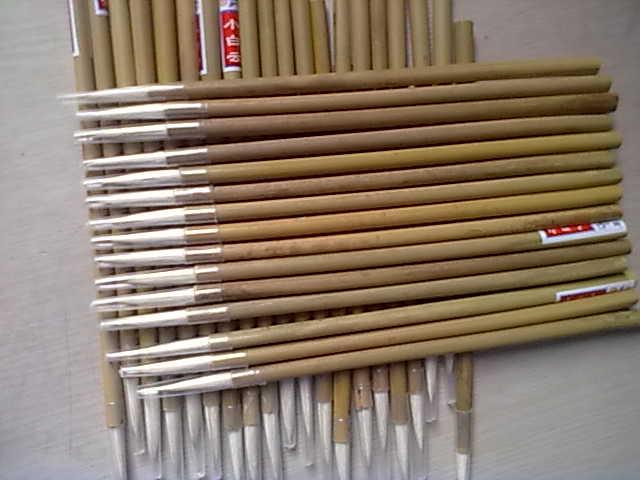 【 оптовые продажи 】Промышленный художник point paint pen paint pen крючок линия кисть большая средняя и маленькая кисть бесплатная доставка по китаю