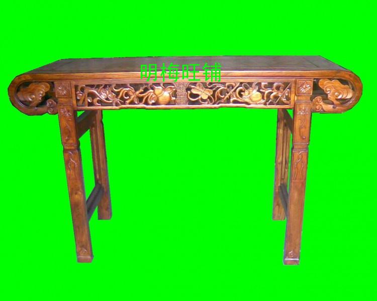 Антикварный письменный стол Под Старый вяз дерево прокатки стол/текст/консоли стол/стол/алтарь/Бог/gongan/классическая мебель твердой древесины