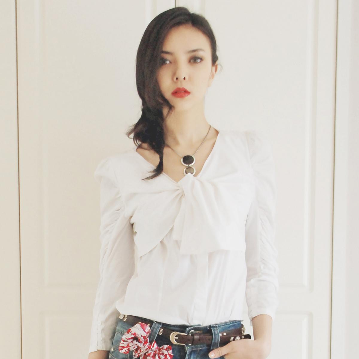женская рубашка MATCHE mk111045