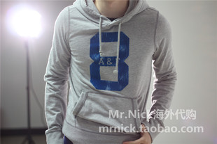 Толстовка Abercrombie & fitch Abercrombie Fitch AF