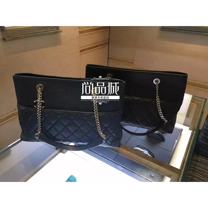 正品直邮Chanel 香奈儿2016新款 女包 时尚真皮手拿包