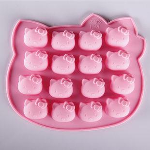 Милая и сладкая форма для выпечки торта Hello Kitty Приходит сладкое