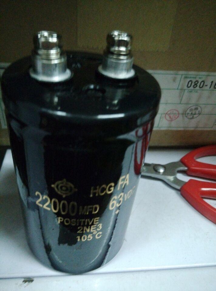 E36D800HPN104MEE3M[CAP ALUM 100000UF 20% 80V SCREW]