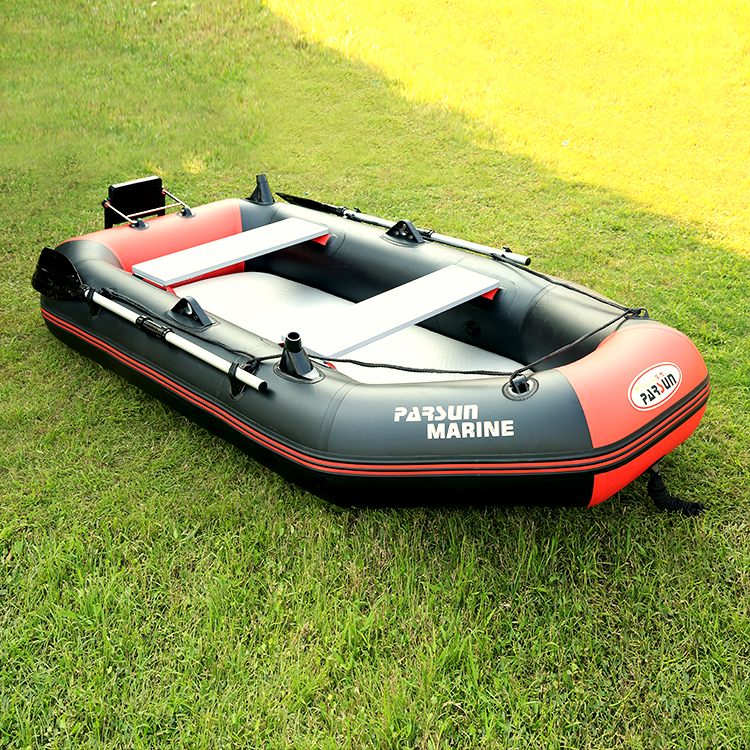 Usd 231 79 Thickened Rubber Boat Hard Bottom Fishing Boat Brushed