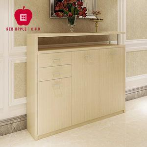红苹果家具 时尚简约现代  家居门厅收纳柜简易木质鞋柜 R5472