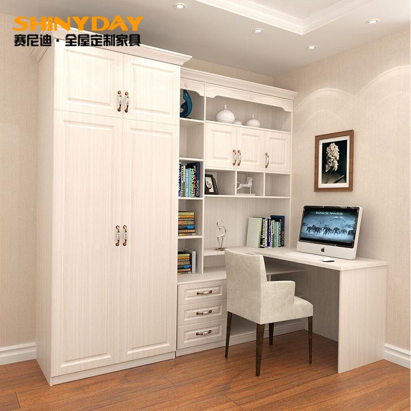 Shanghai Sainidi Full House Custom E0 Bedroom Closet