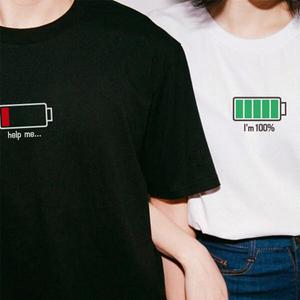 夏款韩版短袖余文乐同款T恤男东大门女潮牌学生宽松半袖上衣班服