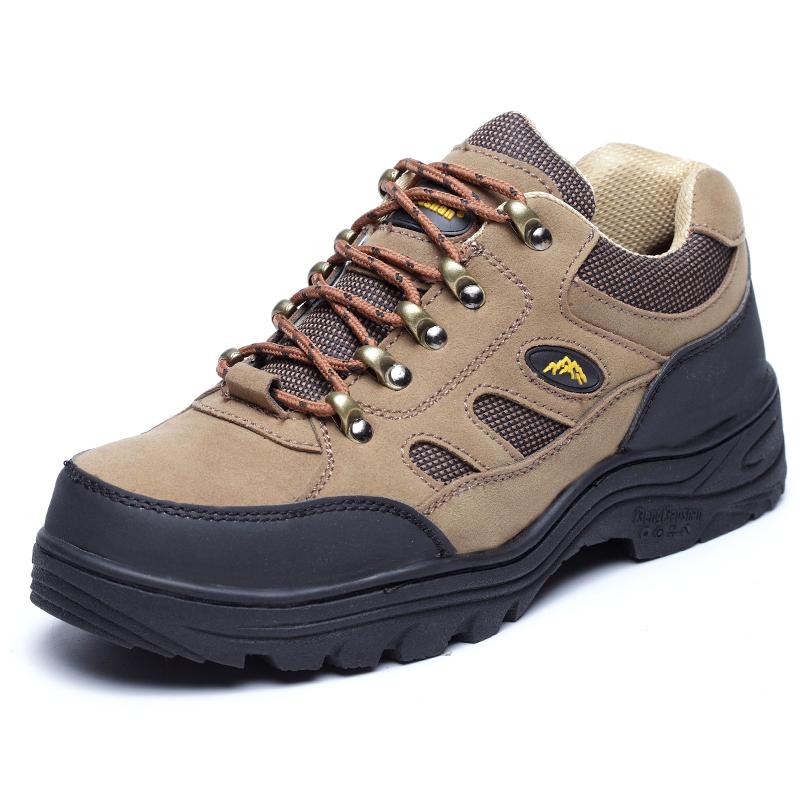 电焊工劳保鞋工作安全鞋钢包头防砸防刺穿防烫男女夏季透气电焊鞋