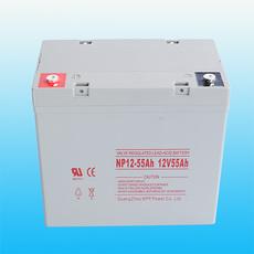 Аккумулятор фиксированный Feng Qing Yang 12V55AH