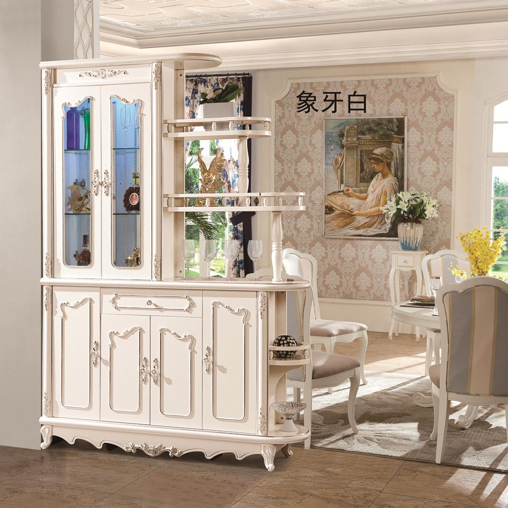 客厅玄关柜酒柜门厅柜装饰柜屏风柜间厅柜隔断柜双面烤漆简约现代