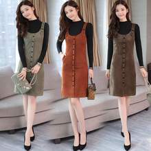 Long sleeve knitted single breasted waistcoat new suit for autumn and winter