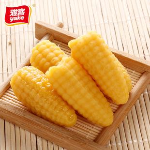【雅客】休闲零食玉米软糖500g