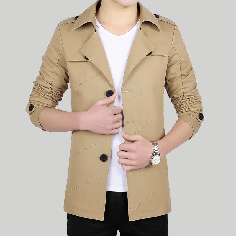 法派2016春季新款青年男夹克薄款茄克衫男士外套潮流夹克衫男上衣