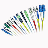 Fiber optic jumper single-mode multi-mode LC / ST / FC / SC-SC telecom grade extension pigtails customized