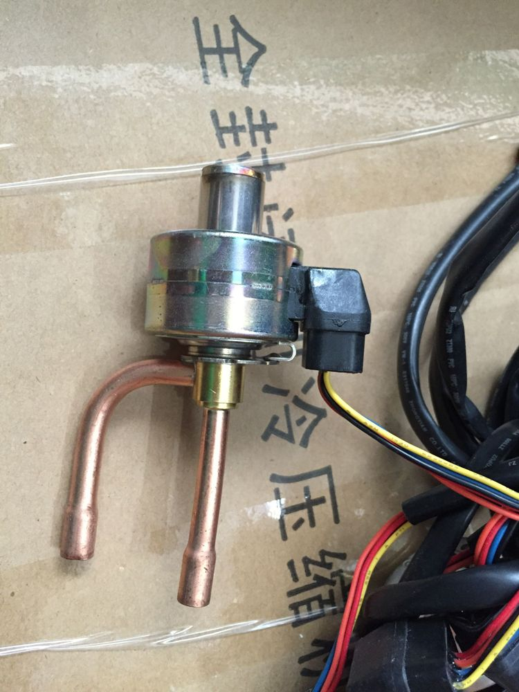 Zongxiu central air conditioner multi-line electronic expansion valve  assembly coil valve body