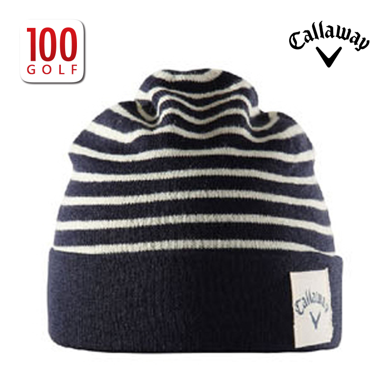c491a6bdba7 Callaway Callaway golf hat autumn and winter knitted hat EUROKNIT American golf  hat warm