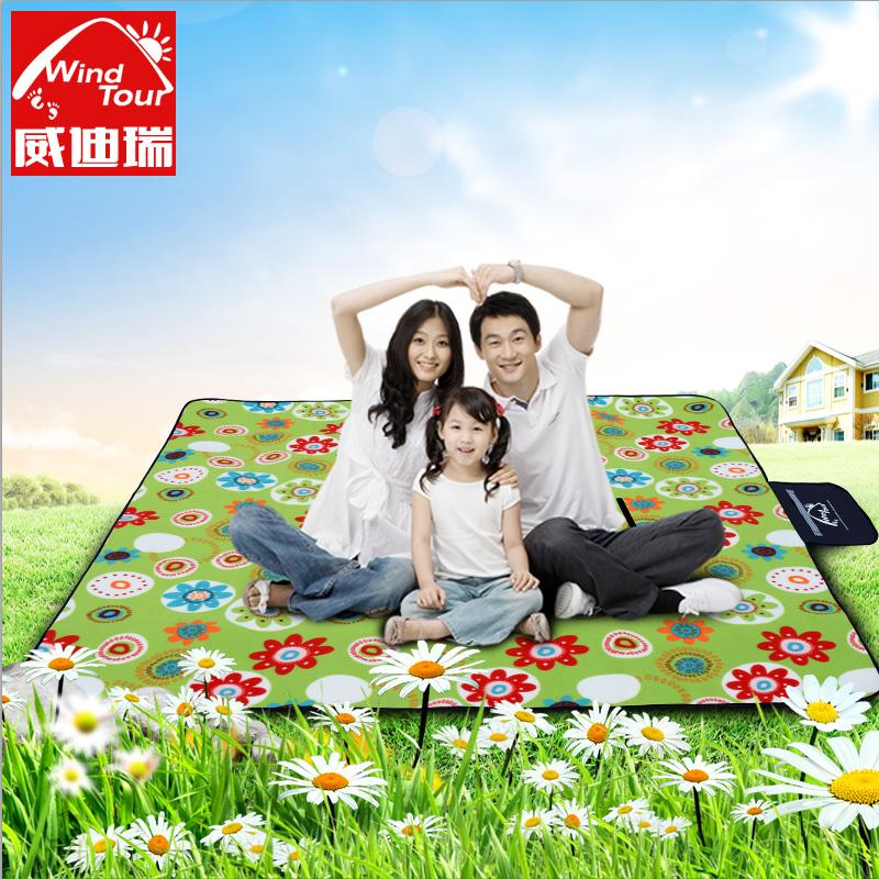 野餐防潮垫加厚户外野餐午睡家用睡垫