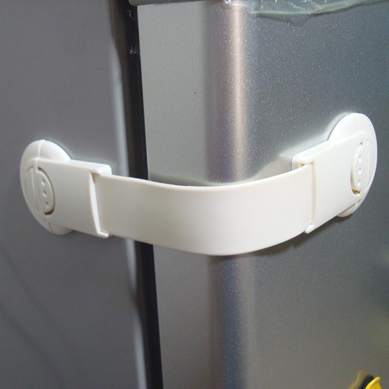 Usd Japan Km Genuine Child Protection Safety Lock Refrigerator Lock Drawer Toilet Cabinet