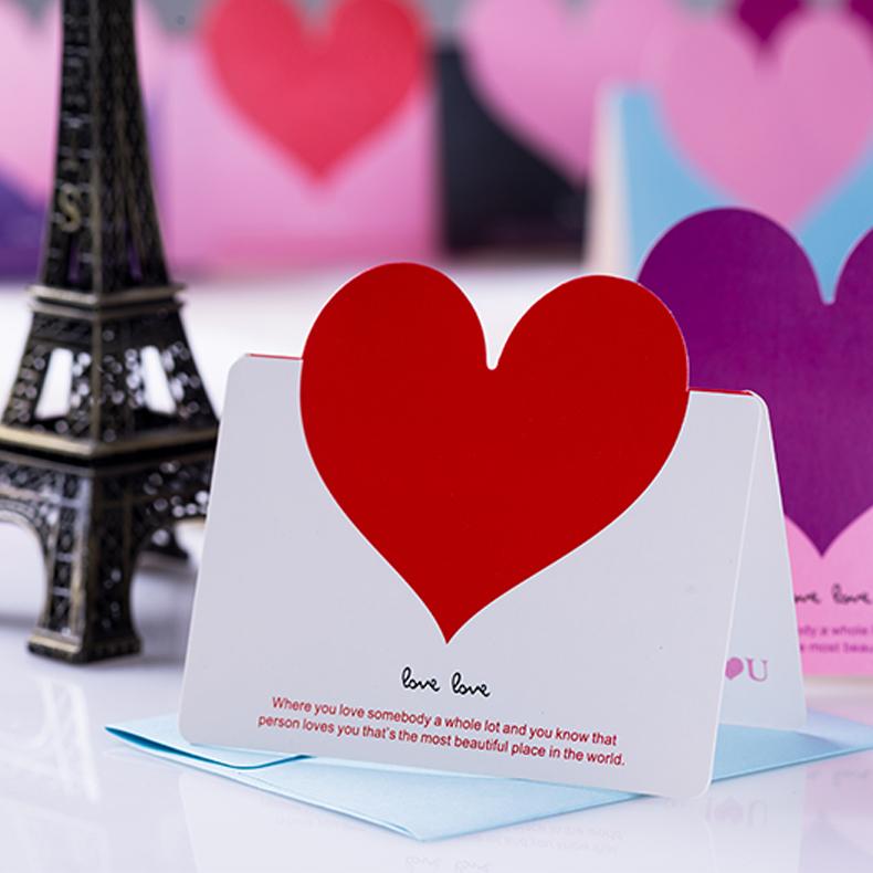 Usd 400 love heart shaped custom wholesale handwritten wish make a love heart shaped custom wholesale handwritten wish make a wish birthday cards paper creative blessing thank m4hsunfo