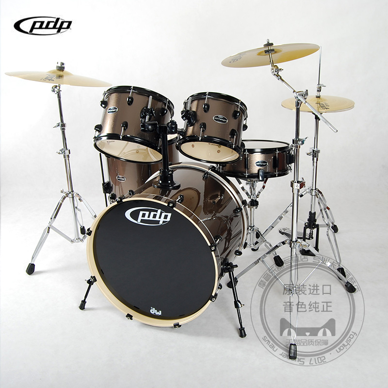 Usd 1453 93 Pdp Ma Drum Kit Main Stage Drum Kit With Paisley 3 Sets