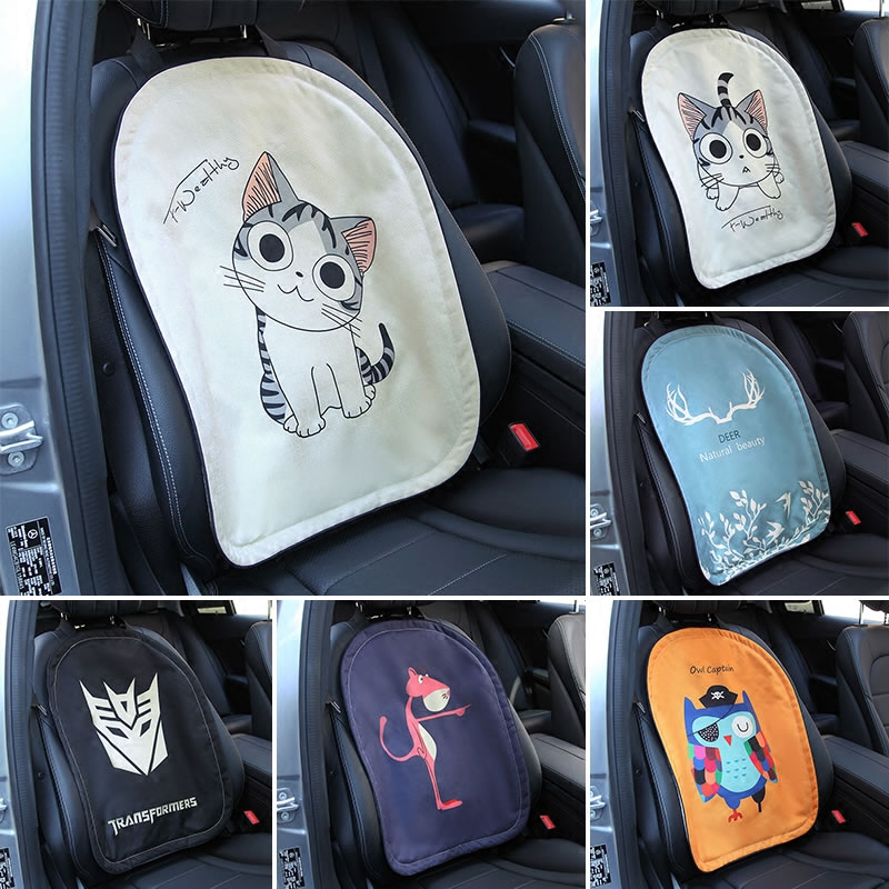 Phenomenal Usd 27 75 Cartoon Car Seat Back Creative Seat Cover Car Caraccident5 Cool Chair Designs And Ideas Caraccident5Info