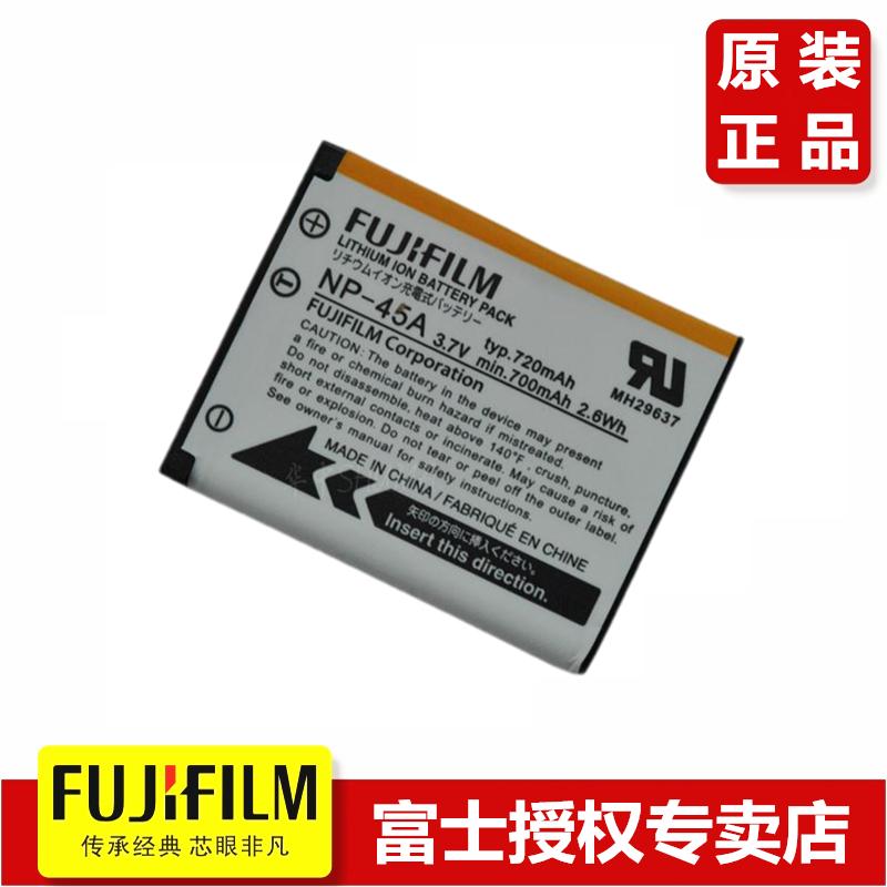 原装立得照相机拍富士mini90电池/SP-2打印机NP-45ANP45Z91JX405Z808Z81J27J35J38锂电池