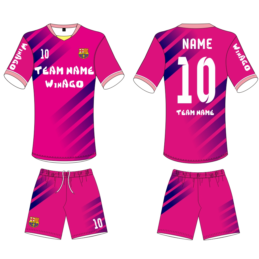 Usd 2555 Personalized Custom Soccer Jersey Sublimation Jersey