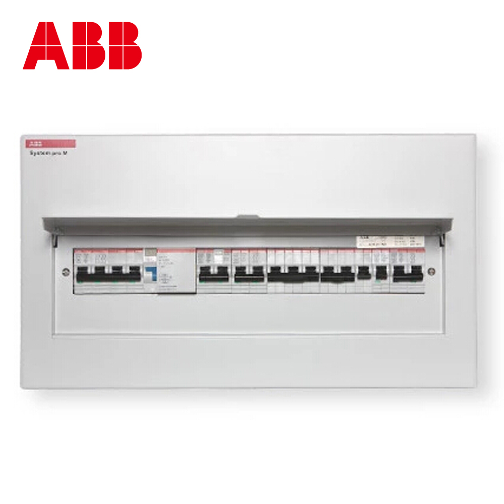 USD 33.71] Switzerland ABB strong Electric box 16 circuit ...