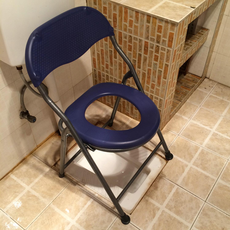 Remarkable Usd 34 48 Pregnant Women Elderly Patients Iron Sitting Machost Co Dining Chair Design Ideas Machostcouk