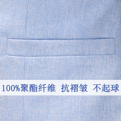 2018 mới trang phục mùa thu chic nhỏ phù hợp với bảy điểm tay áo Hàn Quốc phiên bản của tự trồng phụ nữ giản dị phù hợp với áo ngắn áo khoác Business Suit
