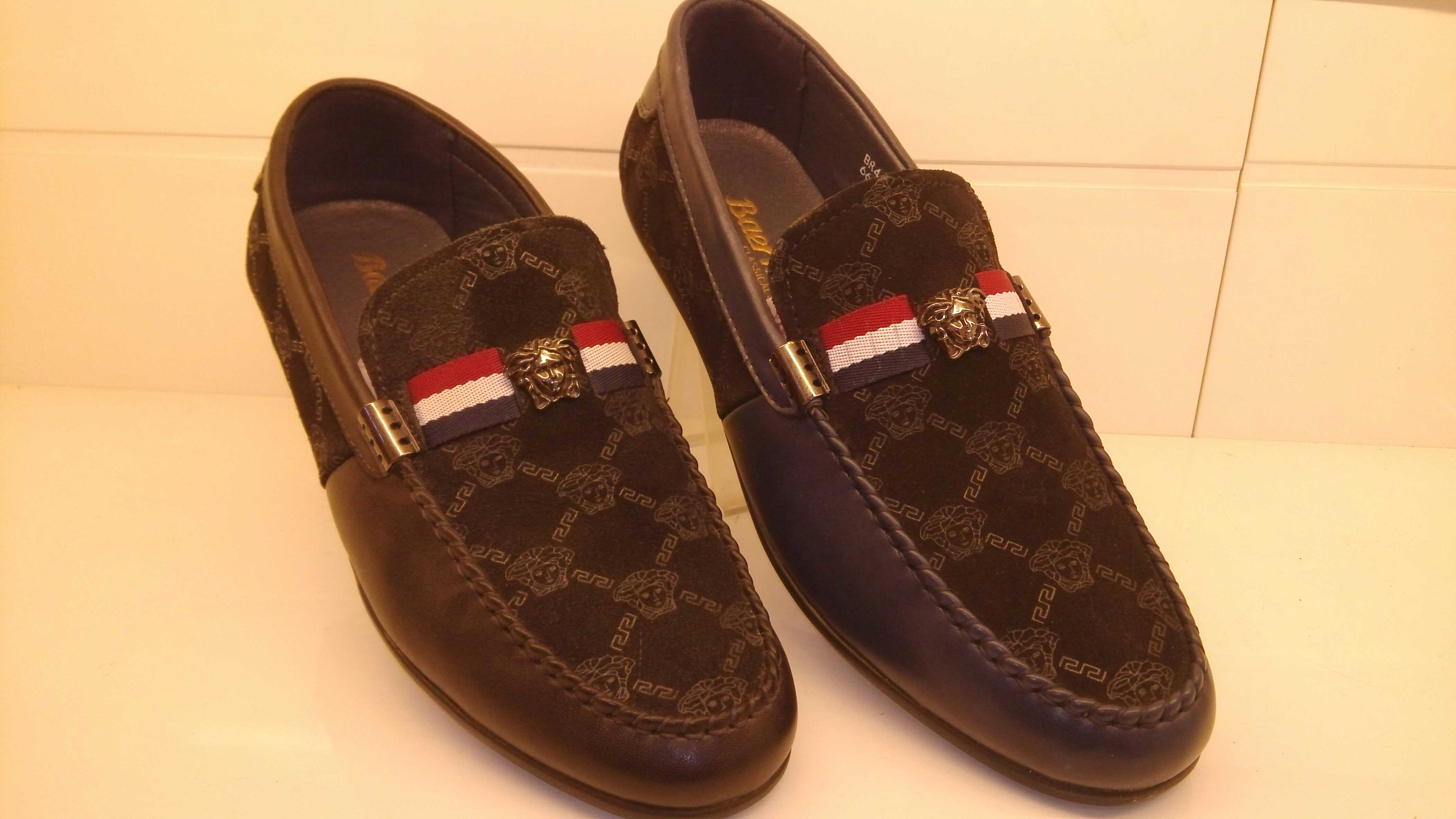 芭尔曼66230休闲男鞋