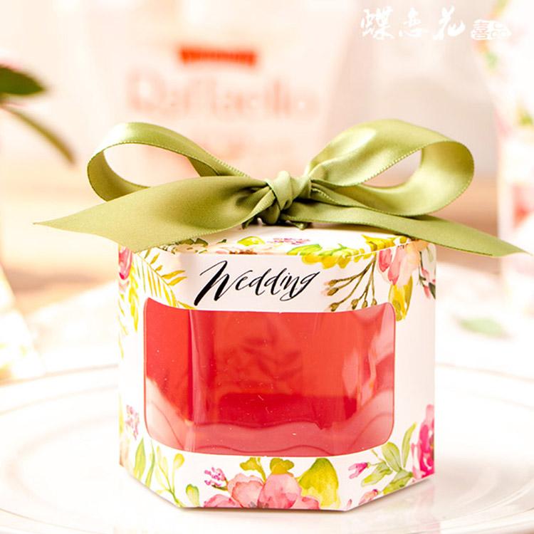 Wonderful Mori Secret Garden 2016 New Wedding Gift Box Red European Creative  Personality Candy Box