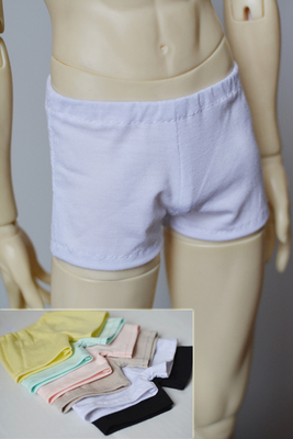 taobao agent ◆Bears◆BJD baby clothes A138 boxer briefs/shorts/fat times 6 colors 1/4&1/3&uncle
