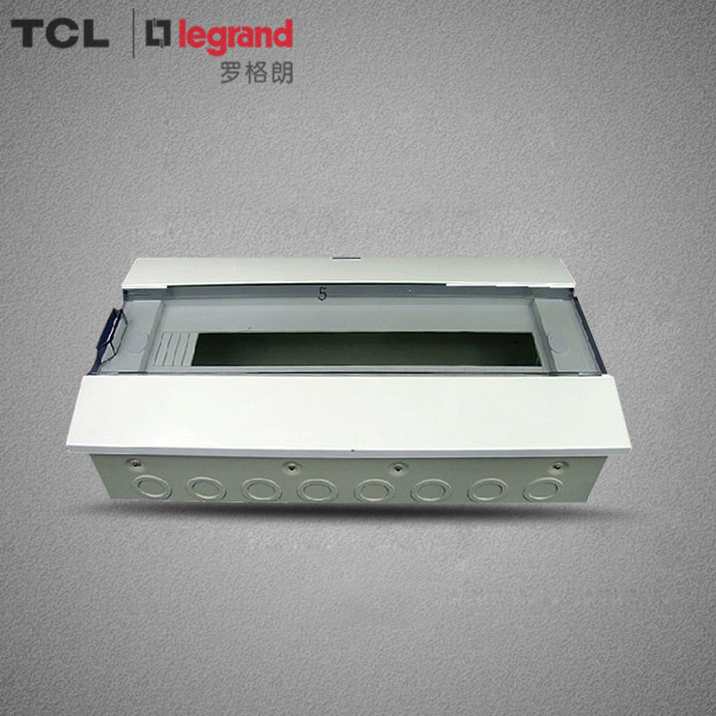 USD 46.05] TCL Legrand distribution box strong Electric box switch ...