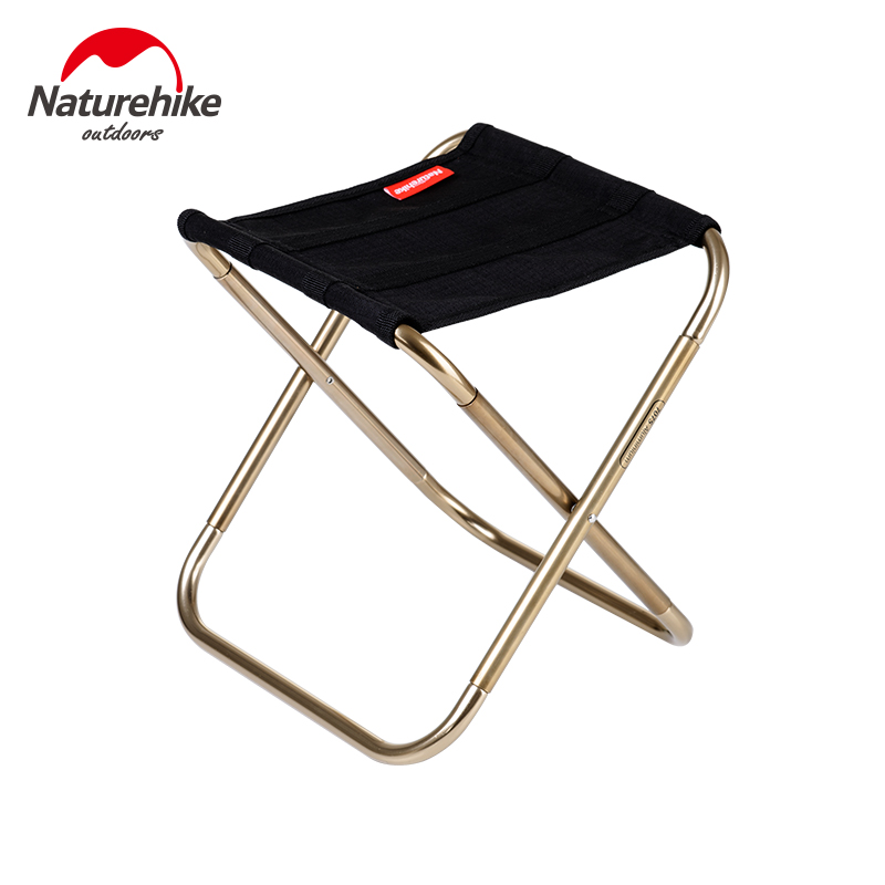 Nh Move Customers Outside The Ultra Light Portable Folding Stool Camping Fishing Chair Leisure Writing Pony Small