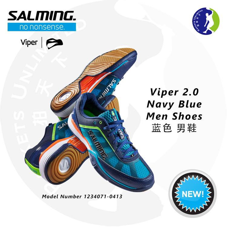 Швейцарский код SALMING Viper 2.0 специальность стена мяч / бадминтон человек обувной