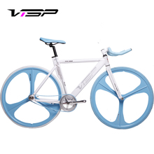VISP 999 muscle dead fly bicycle trx999 muscle frame racing dead fly three blade wheel fluorescent men and women