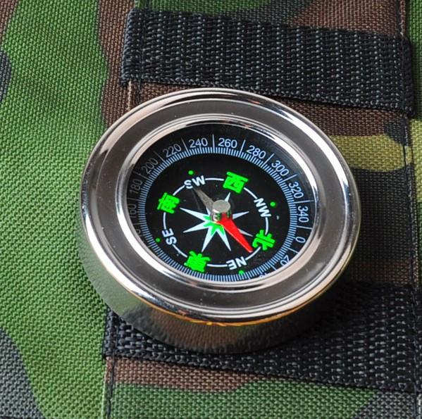 Пекин лес портативный компас палец северная игла объектив ло диск нержавеющая сталь кемпинг на открытом воздухе инструмент