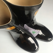 20KV High Voltage insulated boots electrical protective shoes distribution room insulated shoes