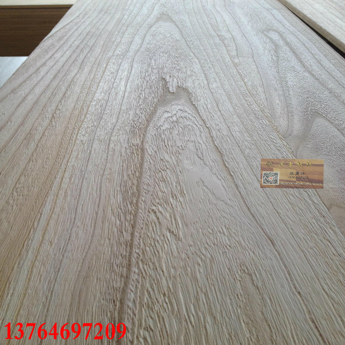Decorative Panel 9mm Sycamore Needle Silk Wood Brushed P Texture Pattern Background Bar Cabinet