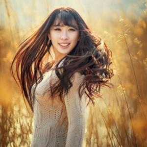 np大连个人写真韩式小清新唯美个性艺术照热销大连金公主