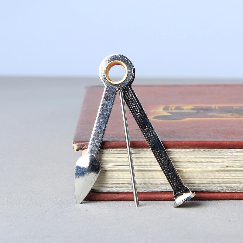 Инструмент для фитингов для фитингов для дерева, простой и практичный три-в-одном трубный нож металлический Резак для сигарет
